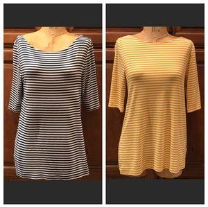 Lot of 2 Old Navy tops